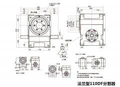 法兰型110DF
